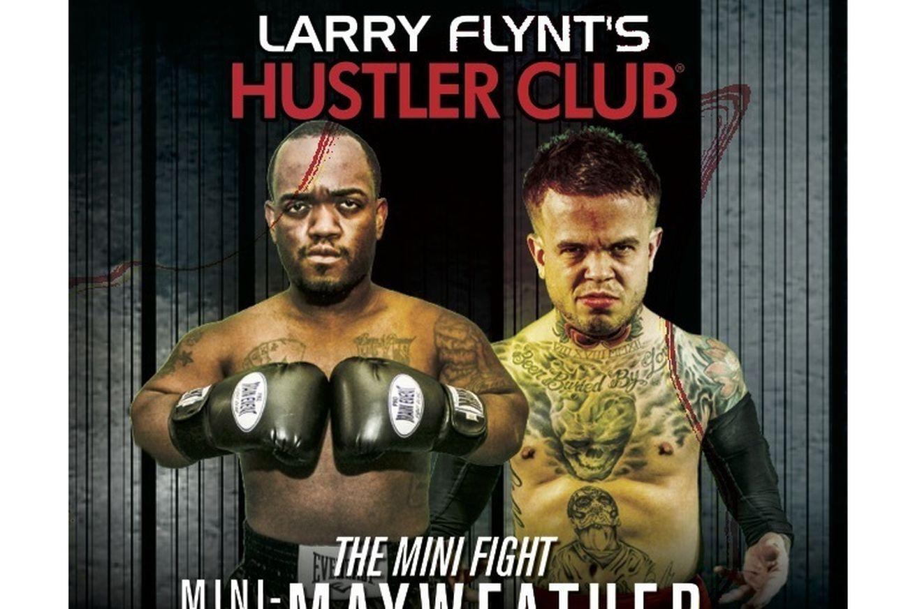 community news, Pic: Mini Mayweather vs Mini McGregor official for Aug. 25 in Las Vegas