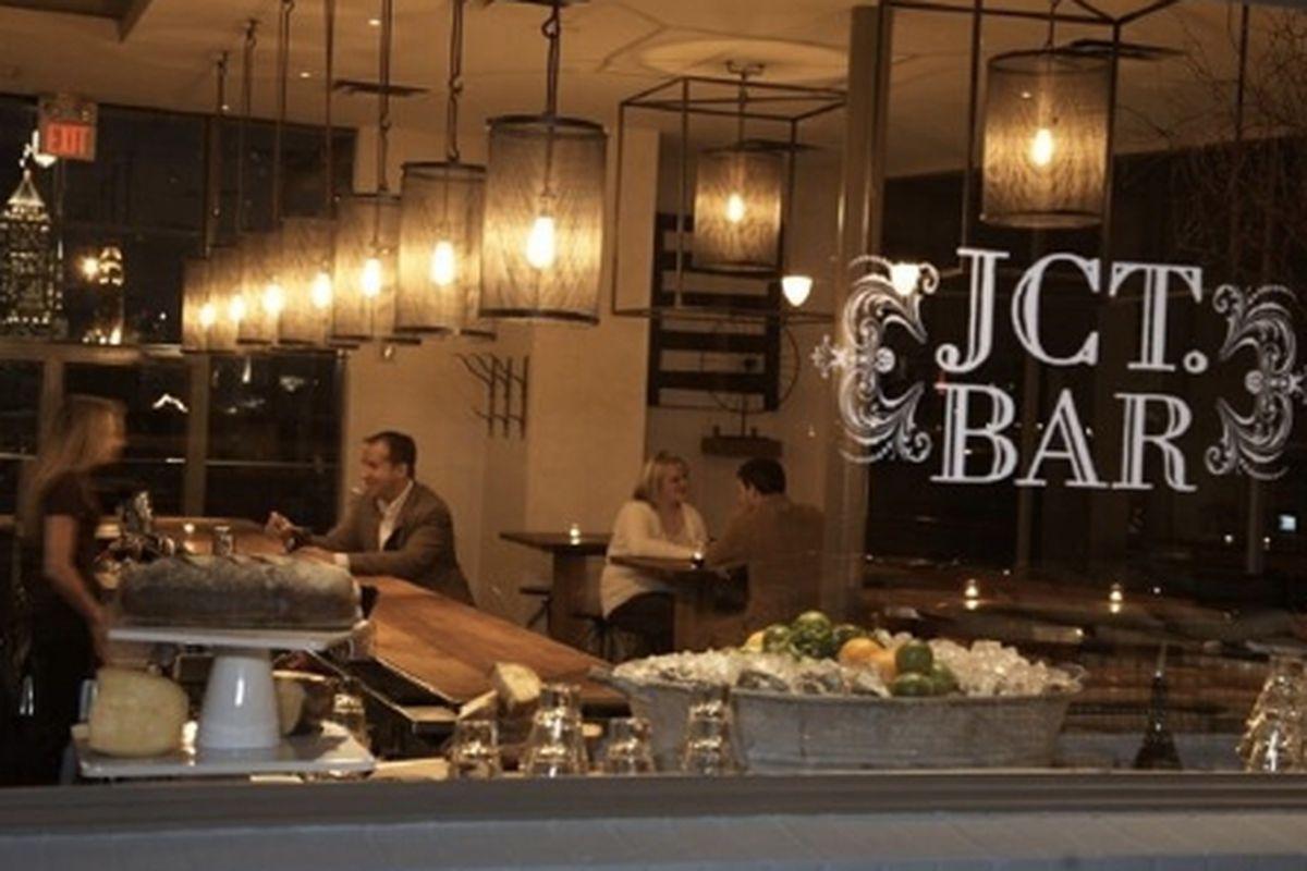 JCT. Bar.
