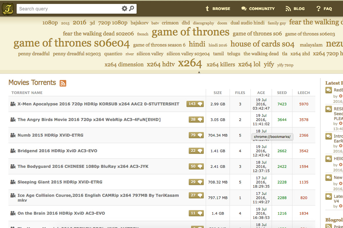 kickass torrent sign up required