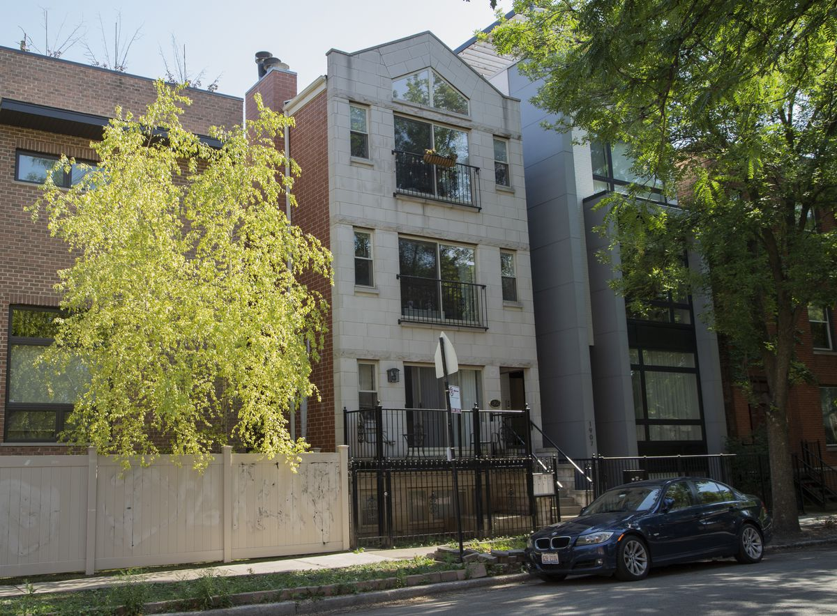 Luis Robles and his wife got a senior freeze in 2004 on a three-flat in West Town, demolished the building and built a new three-flat there — and continued until now to get the senior freeze and the assessment based on the building that was torn down and replaced around 2006.