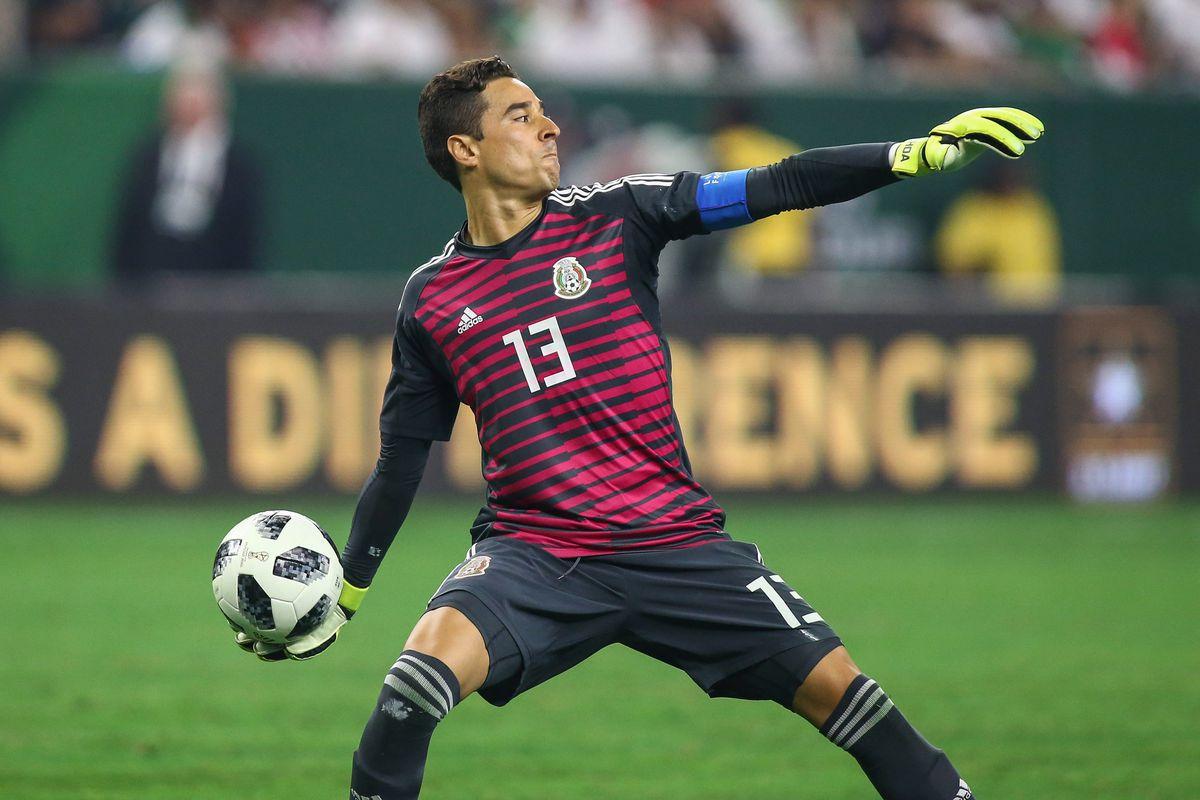 Soccer: Mexico vs Uruguay