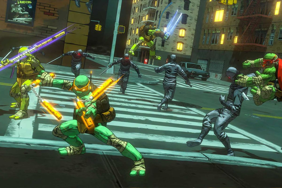 Platinums Ninja Turtles Game Pulled From Digital Stores After Less