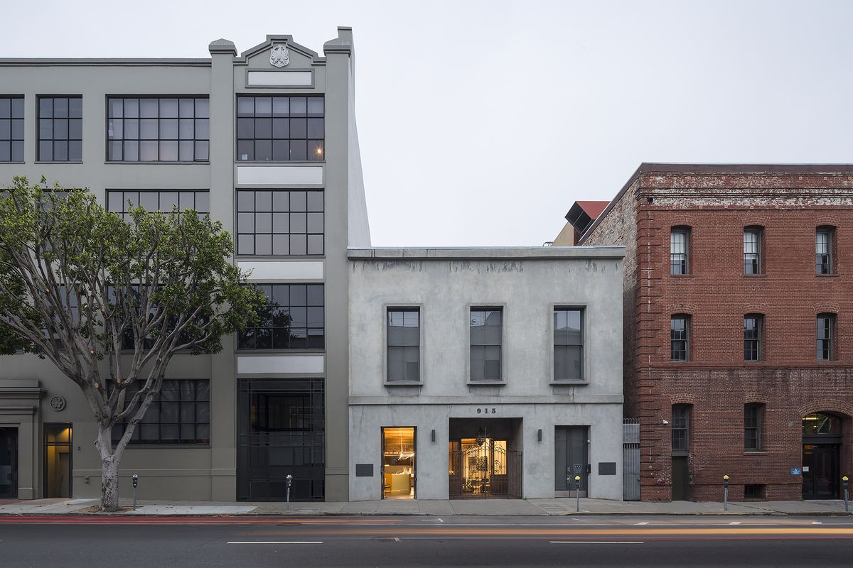 San Francisco stable turned modern office