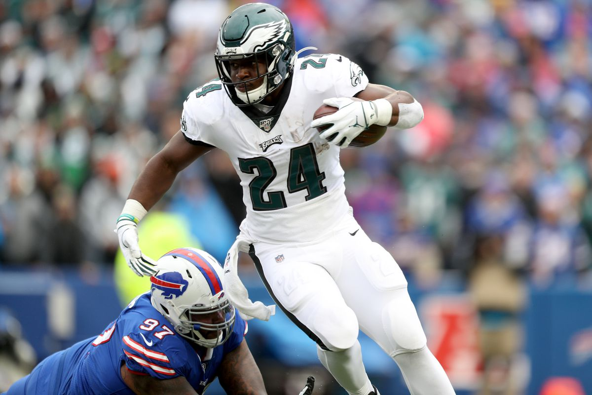 Eagles vs. Giants inactives: Jordan Howard, Nelson Agholor, Derek Barnett all reportedly OUT