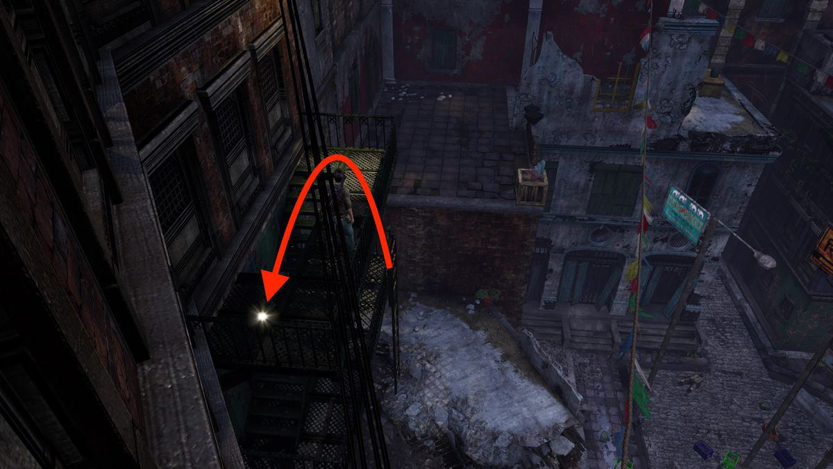 Uncharted 2: Among Thieves 'A Train to Catch' treasure locations