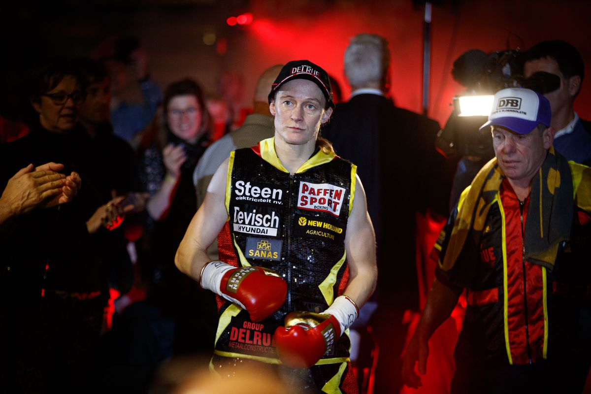 BOXING GALA OOSTENDE PERSOON