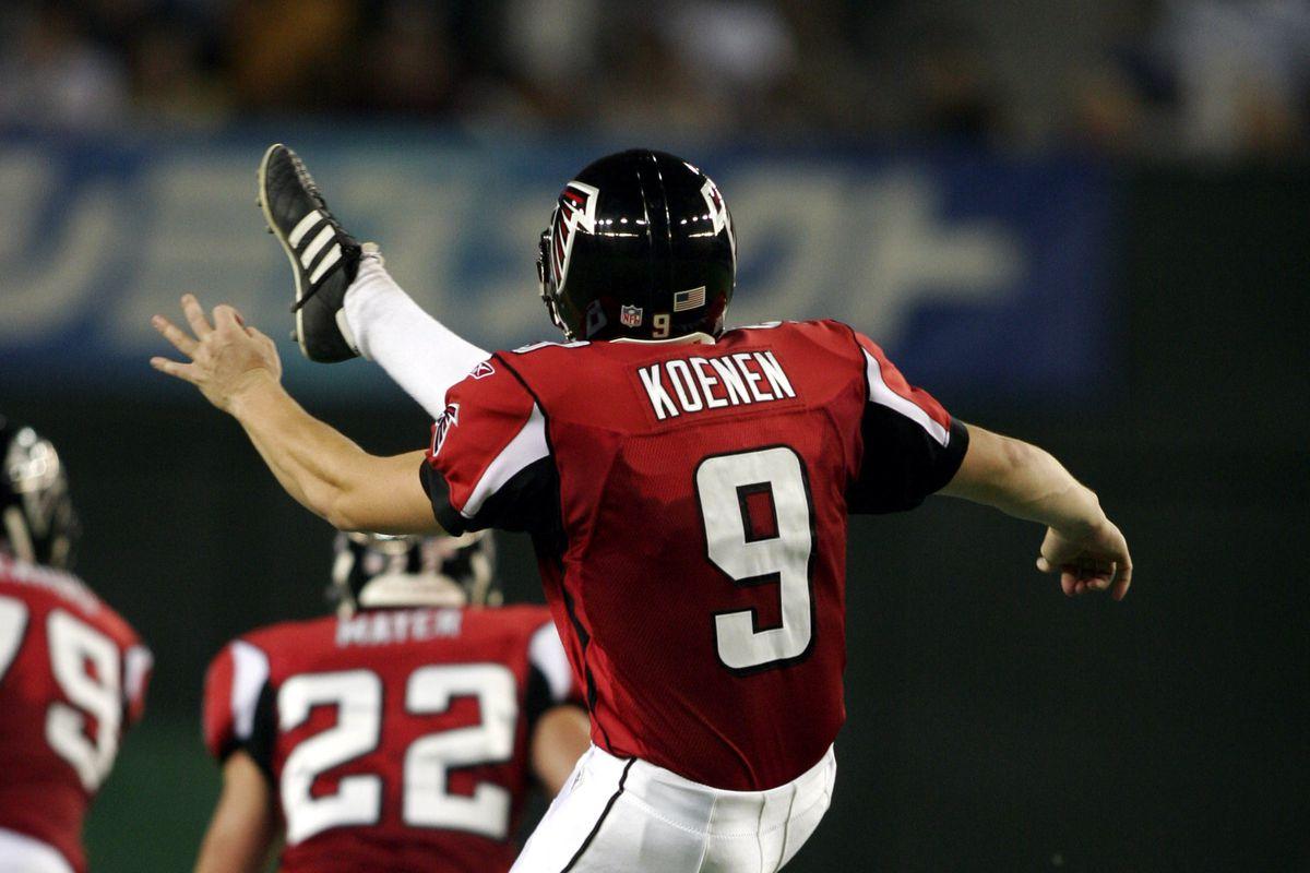 2005 American Bowl in Tokyo - Indianapolis Colts vs Atlanta Falcons - August 6, 2005