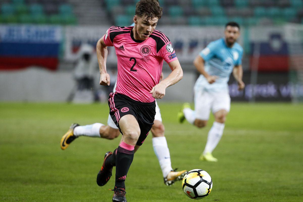 Slovenia v Scotland - FIFA 2018 World Cup Qualifier