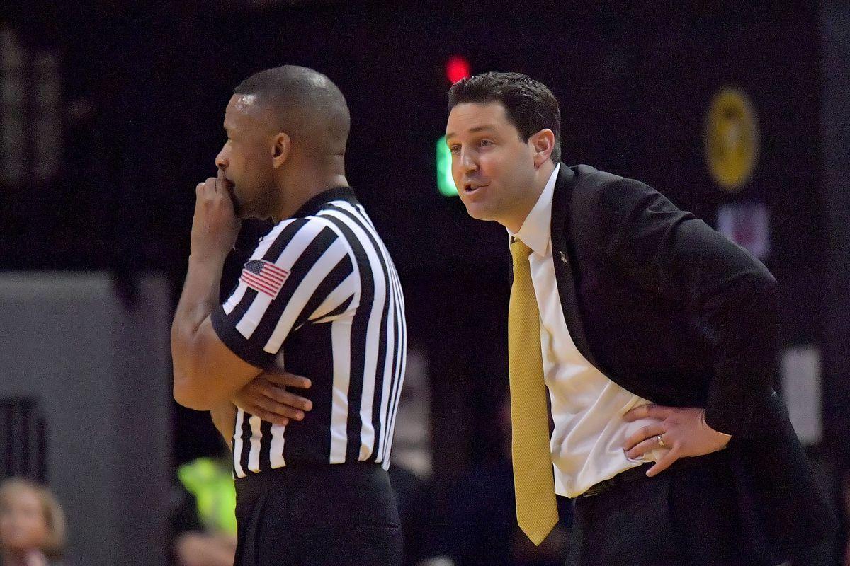 NCAA Basketball: Arizona State at Vanderbilt