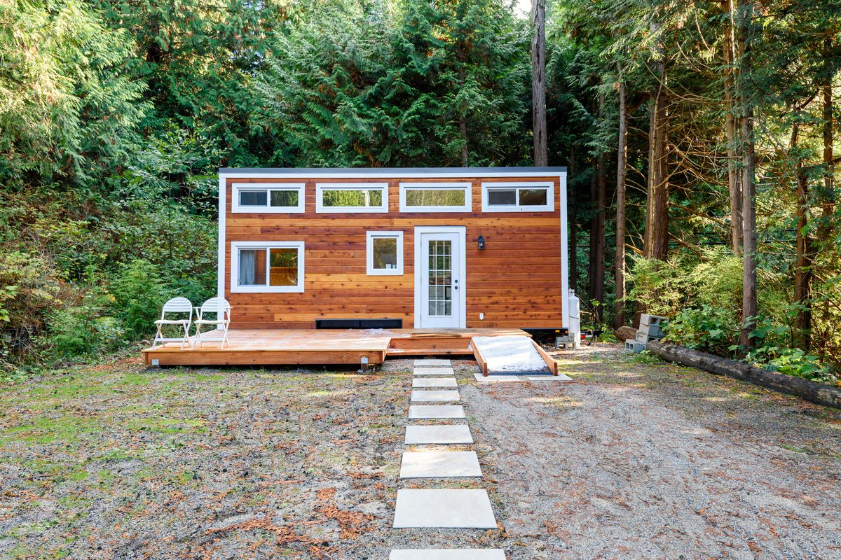 Six Tiny Houses You Can Buy Right Now in the Bay Area