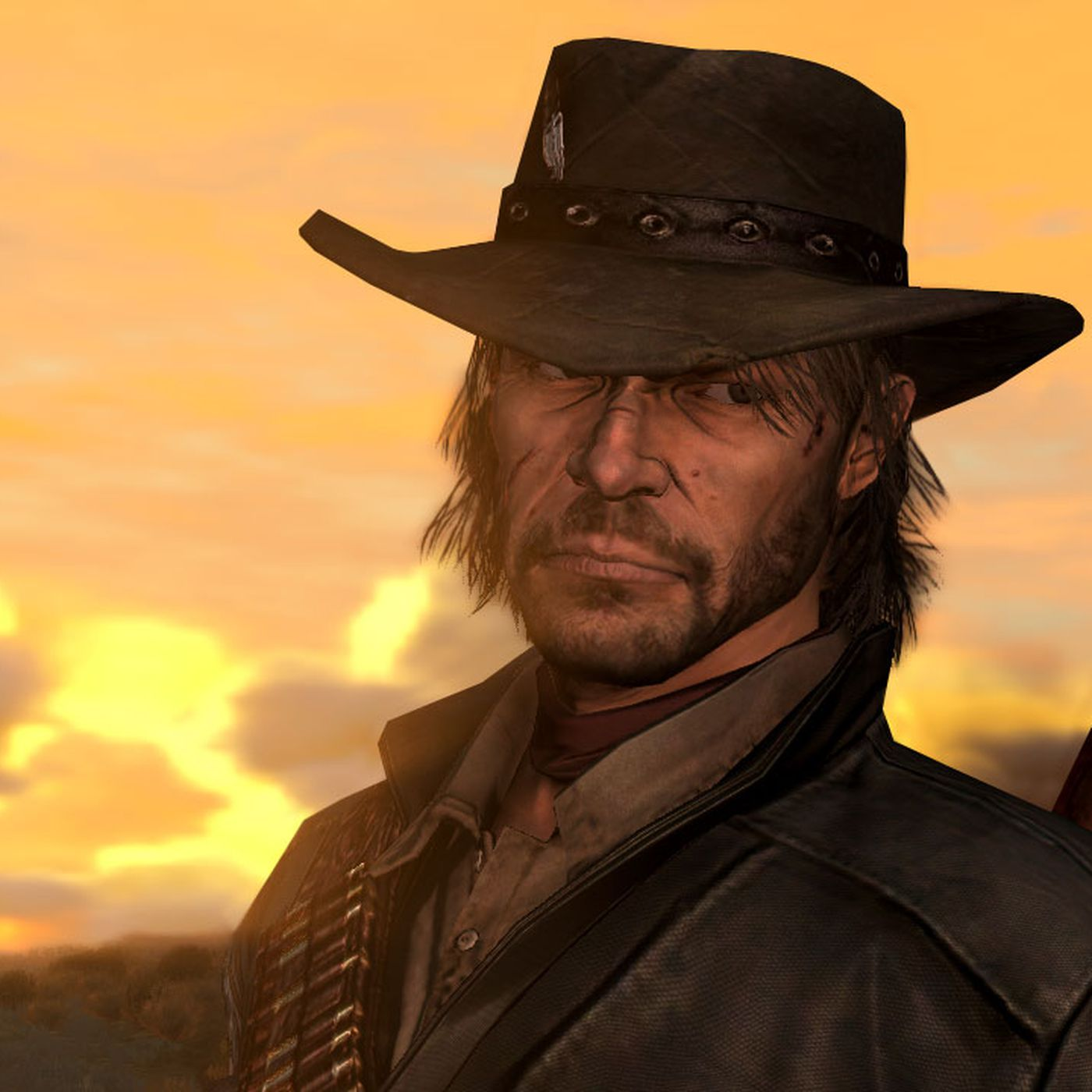Red Dead Redemption leads the vote for backward