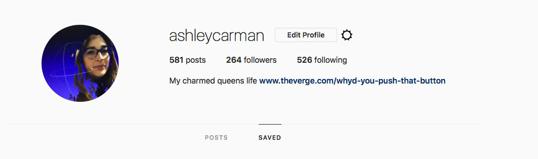 Instagram now lets some users view bookmarked posts on the