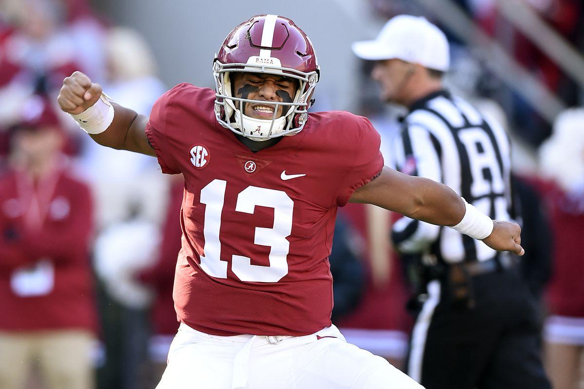 NCAA Football: Mississippi State at Alabama
