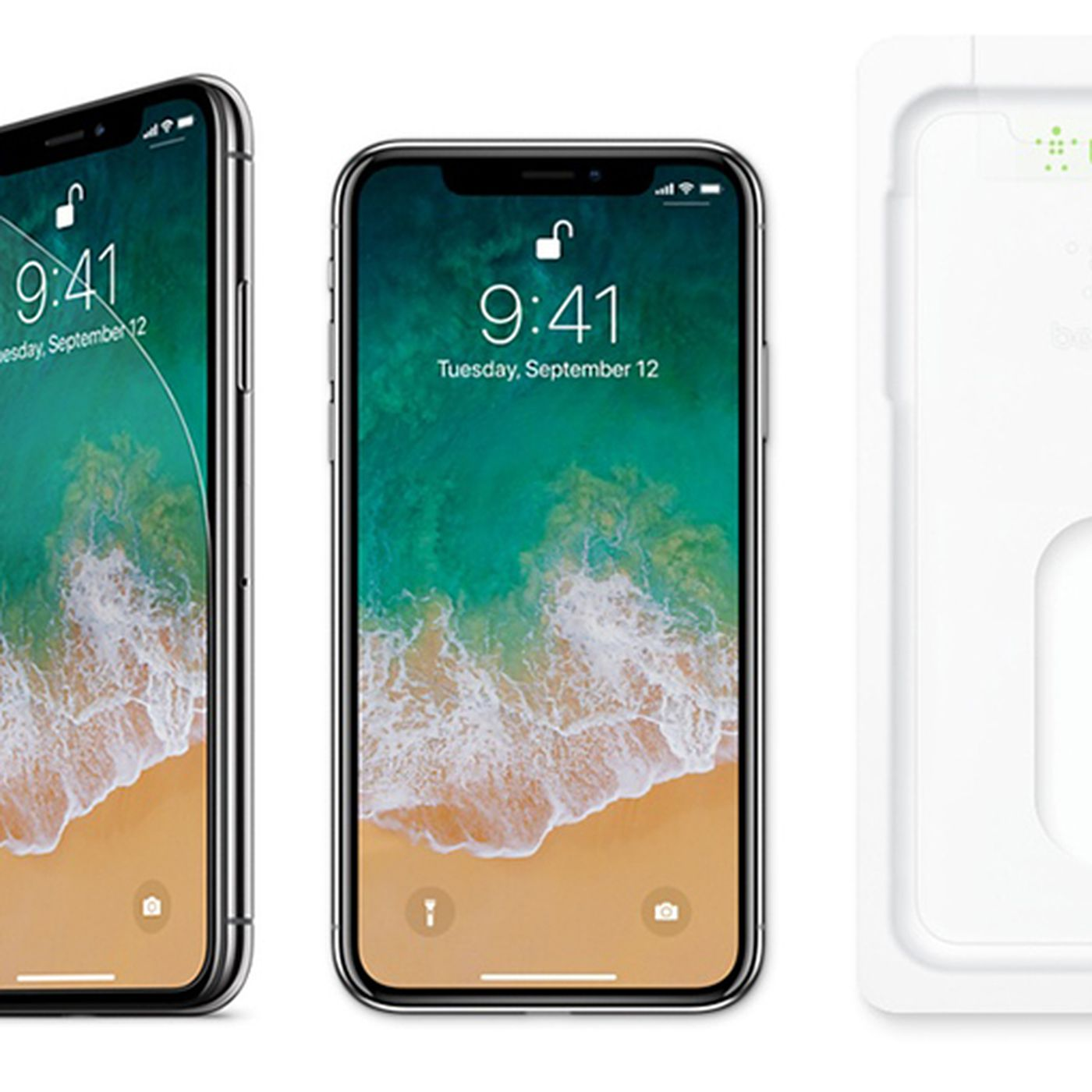 best sneakers 8e661 43c19 Apple resumes sales of Belkin's $40 iPhone X screen protector after ...