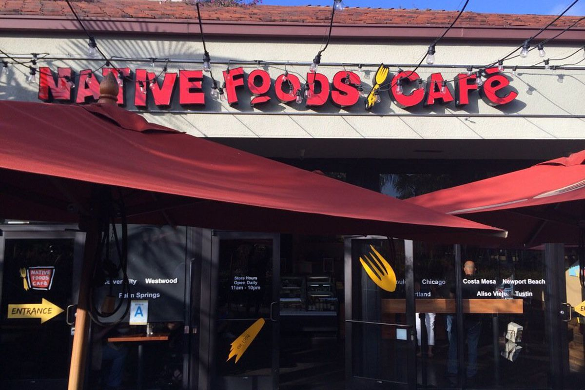 Native Foods Shutters Santa Monica And Culver City Outlets Within