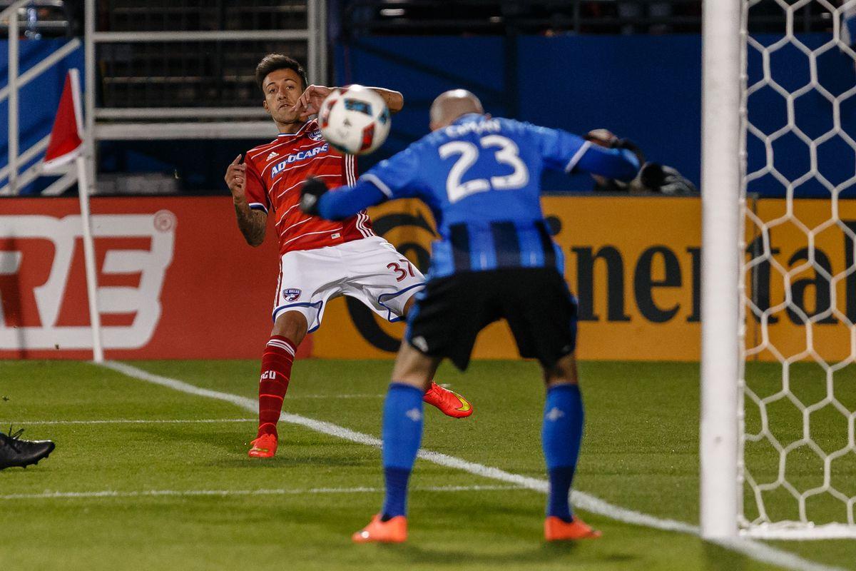 SOCCER: MAR 19 MLS - Impact at FC Dallas