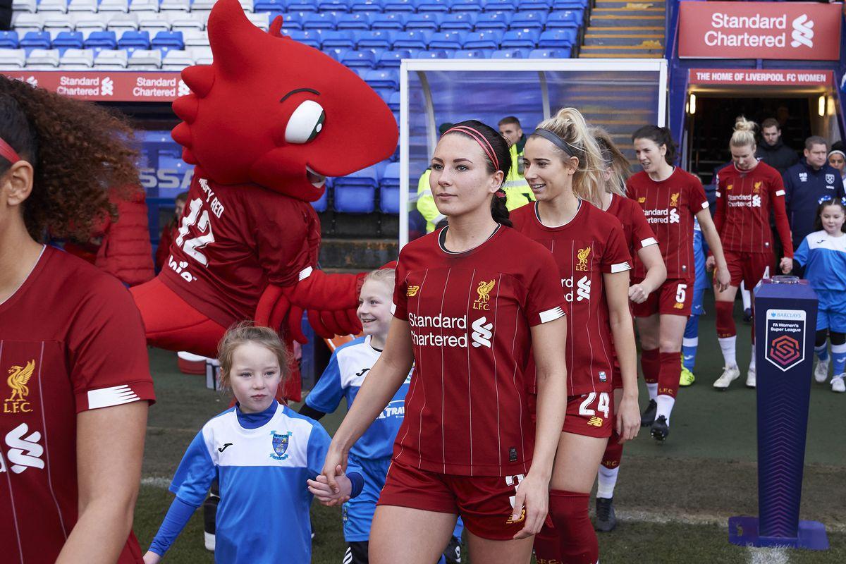 Liverpool v West Ham United - Barclays FA Women's Super League