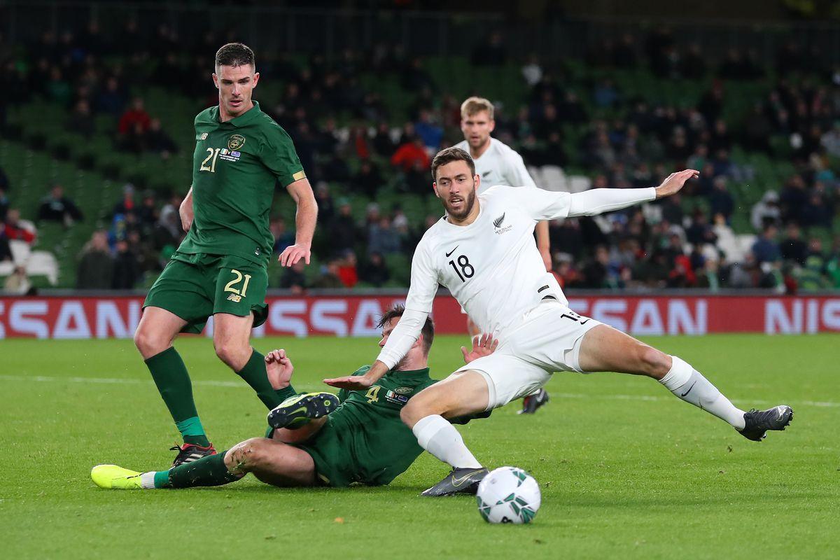 Ireland v New Zealand - International Friendly