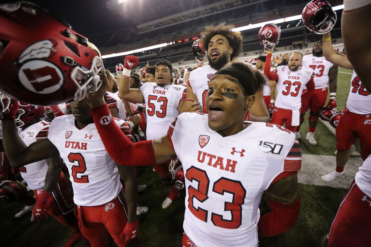 Utes make it look easy in rout of Oregon State