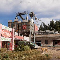 Far Cry 5 Green-Busch Fertilizer Co. silver bar location