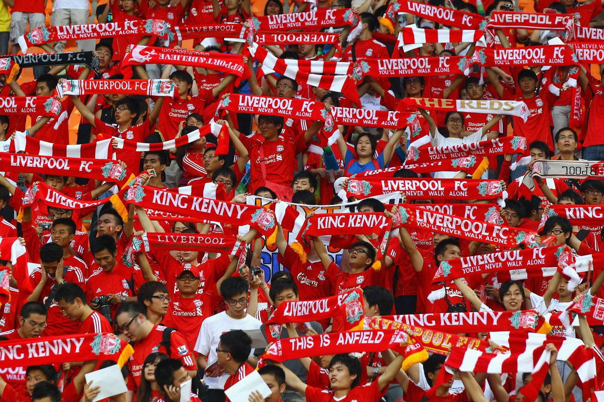 Guangdong Sunray Cave v Liverpool