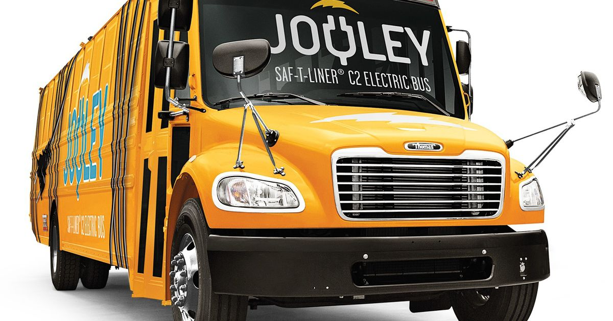 This electric school bus is coming to the US in 2019