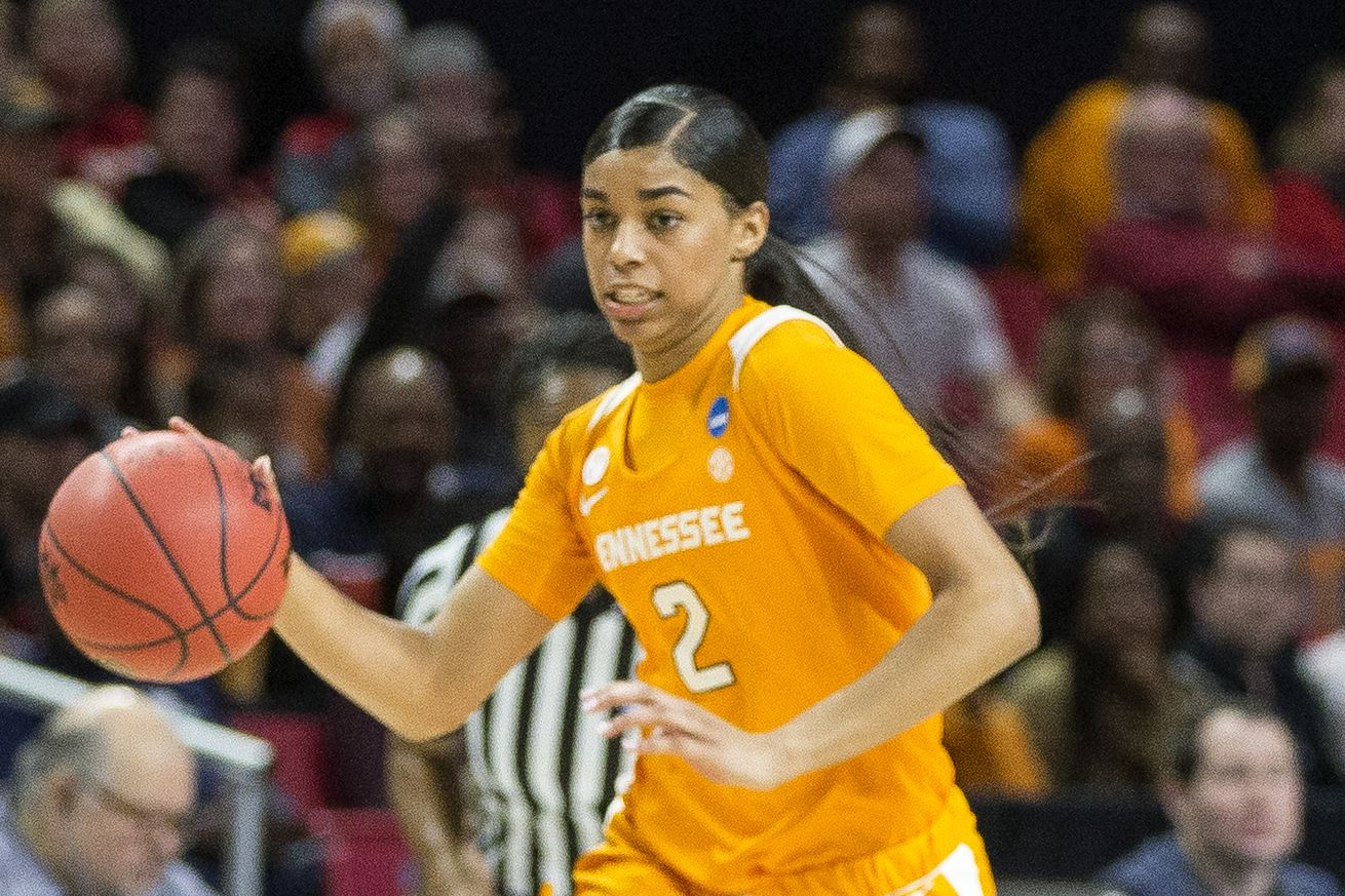 NCAA BASKETBALL: MAR 23 Div I Women's Championship - First Round - Tennessee v UCLA