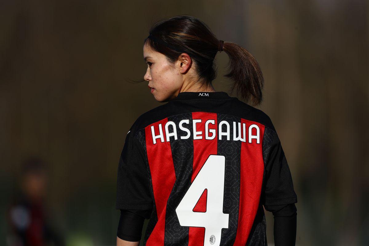 AC Milan v US Sassuolo - Women Coppa Italia