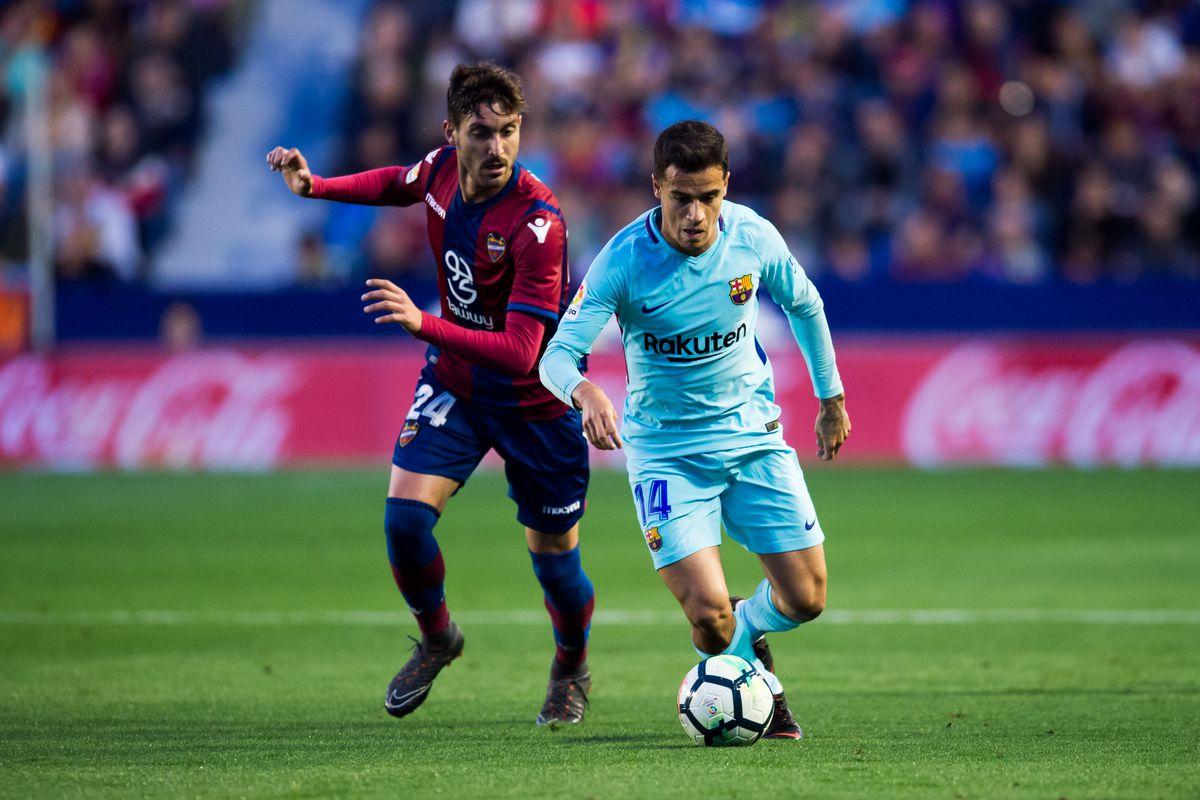 Levante v Barcelona - La Liga