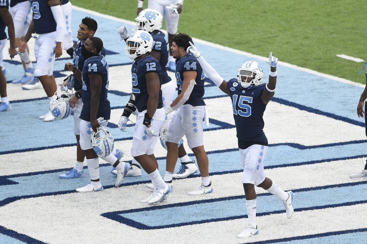 NCAA Football: Virginia Tech at North Carolina