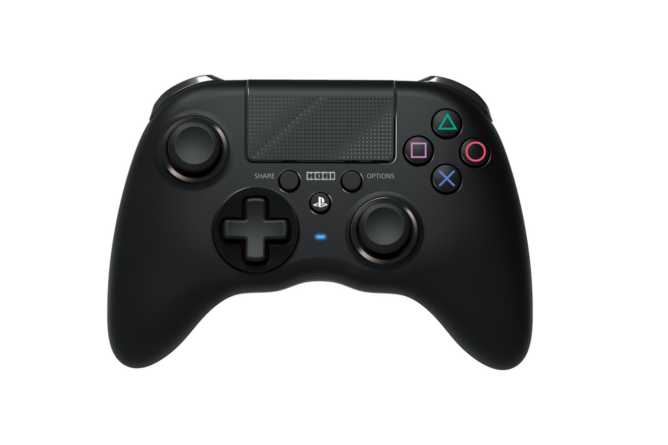 the hori onyx is the first wireless third party ps4 controller