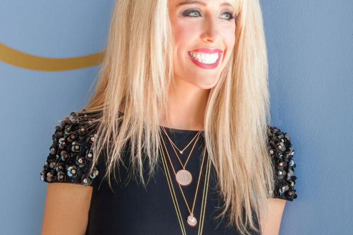 Golden Thread founder Jennifer Welker; Image courtesy of Golden Thread