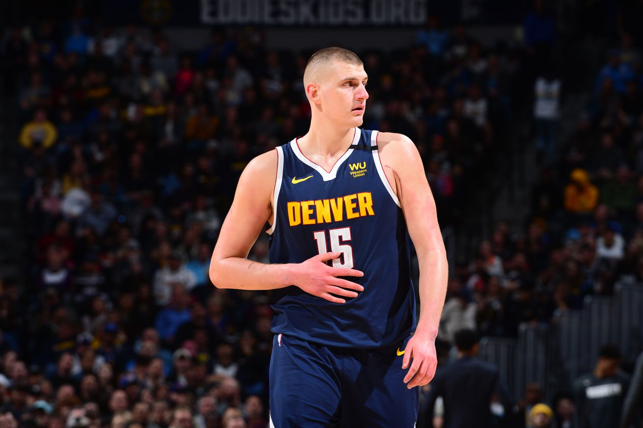 Nikola Jokic getting snubbed is a problem