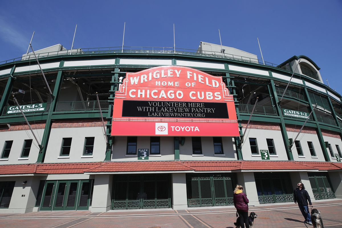 Is baseball coming to Wrigley Field any time soon?