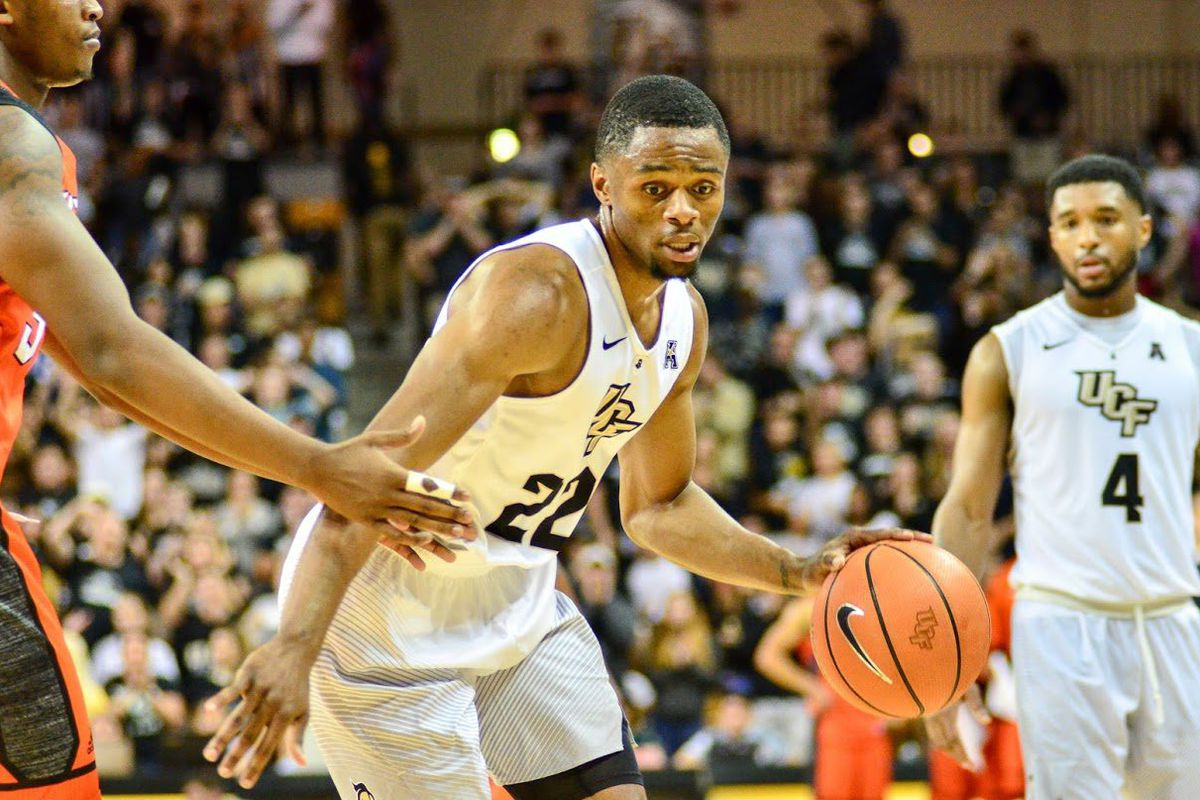 Sophomore guard Chance McSpadden is one of the Knights who will have to step up amid the team's recent rash of injuries. (Photo: Derek Warden)