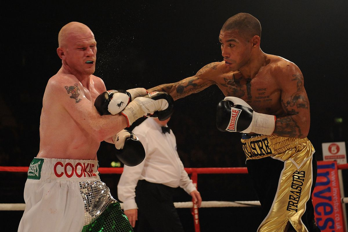 Ashley Theophane could be ready to graduate to world title contention in 2012. (Photo by Christopher Lee/Getty Images)