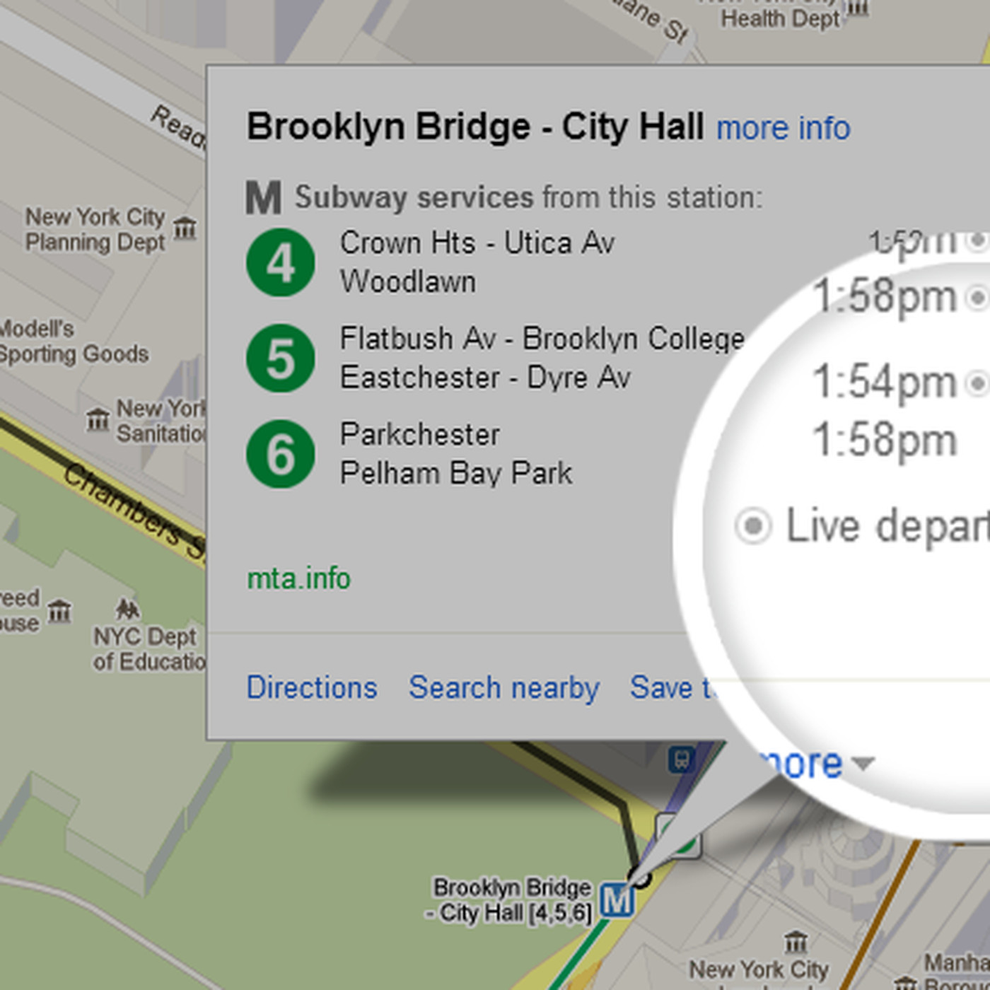 Nyc Subway Map Google Map.Google Brings Real Time Nyc Subway Schedule Data To Google Maps