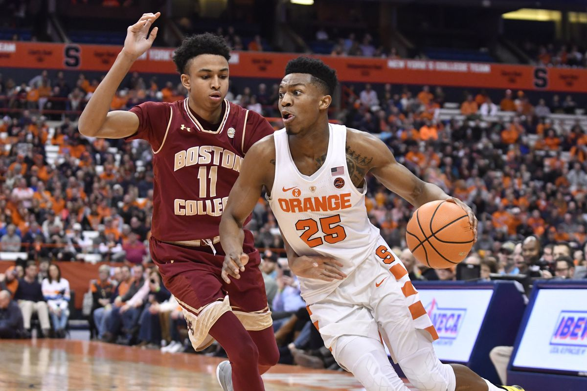 Syracuse Vs Boston College Official Tniaam Predictions Poll
