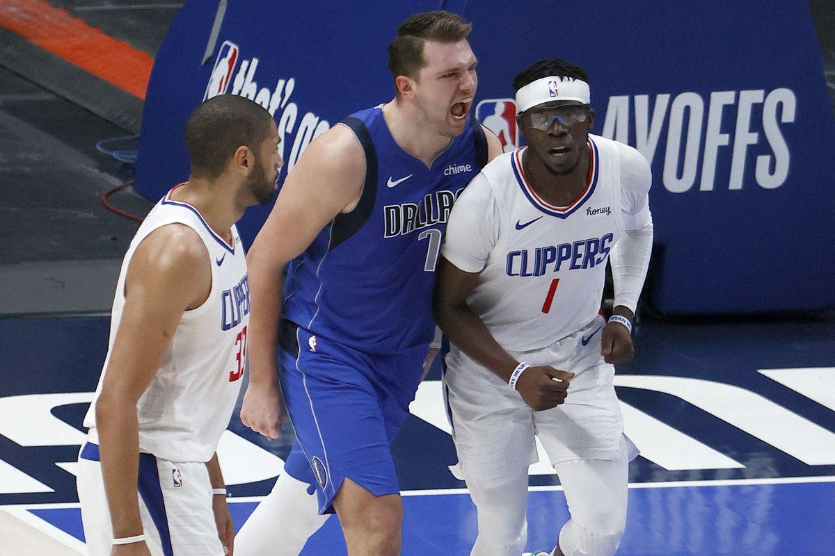 Los Angeles Clippers v Dallas Mavericks - Game Six