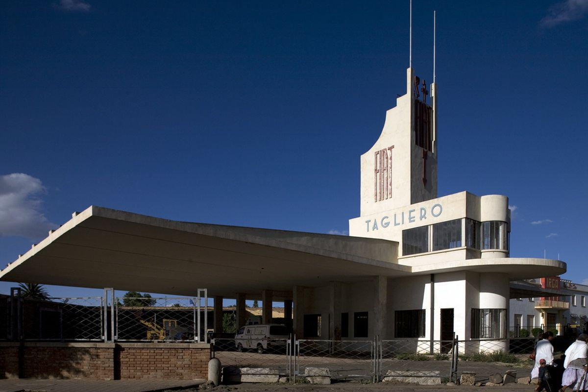 Modernist Architecture a look at asmara, africa's unknown city of modernist architecture