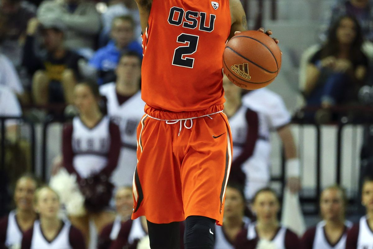 NCAA Basketball: Oregon State at Mississippi State