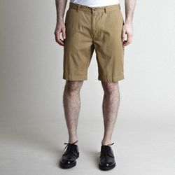 """<strong>Cadet</strong> Admiral short in Khaki, <a href=""""http://www.cadetusa.com/collections/shorts-b/products/admiralshortkhaki"""">$128</a>"""