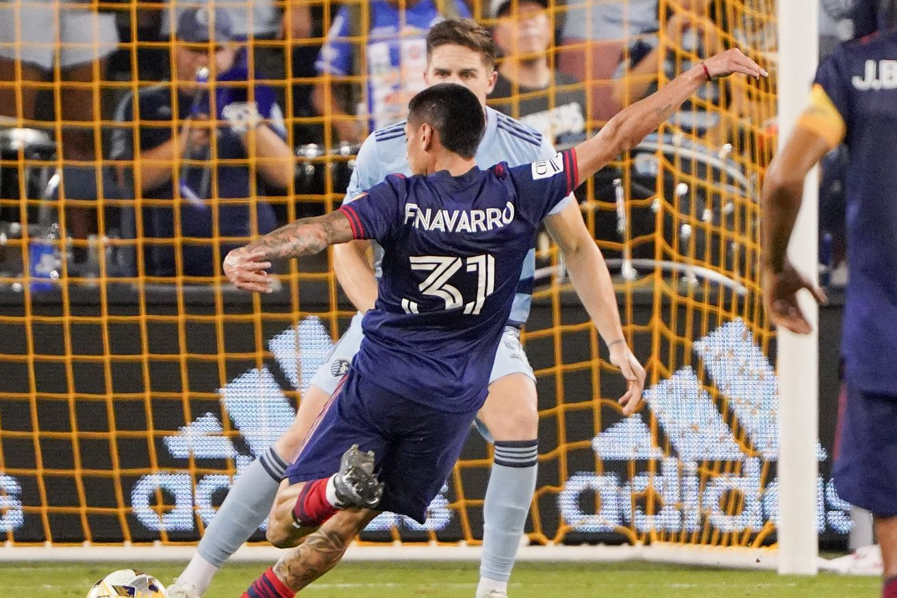 MLS: Chicago Fire at Sporting Kansas City