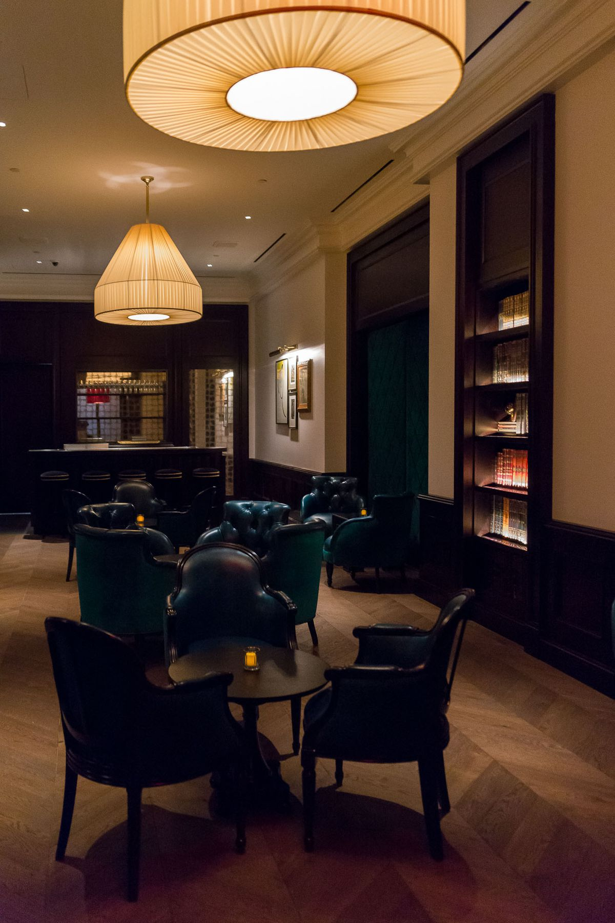 The Parlor at NoMad Restaurant