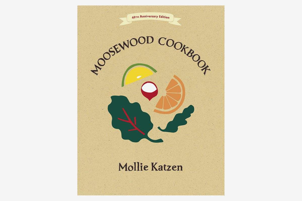 The Moosewood cookbook cover