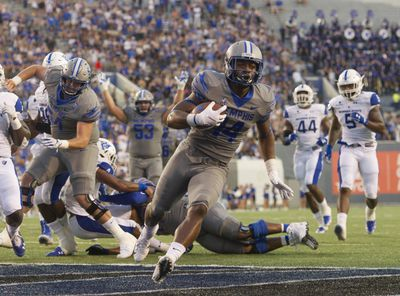 NCAA Football: Georgia State at Memphis