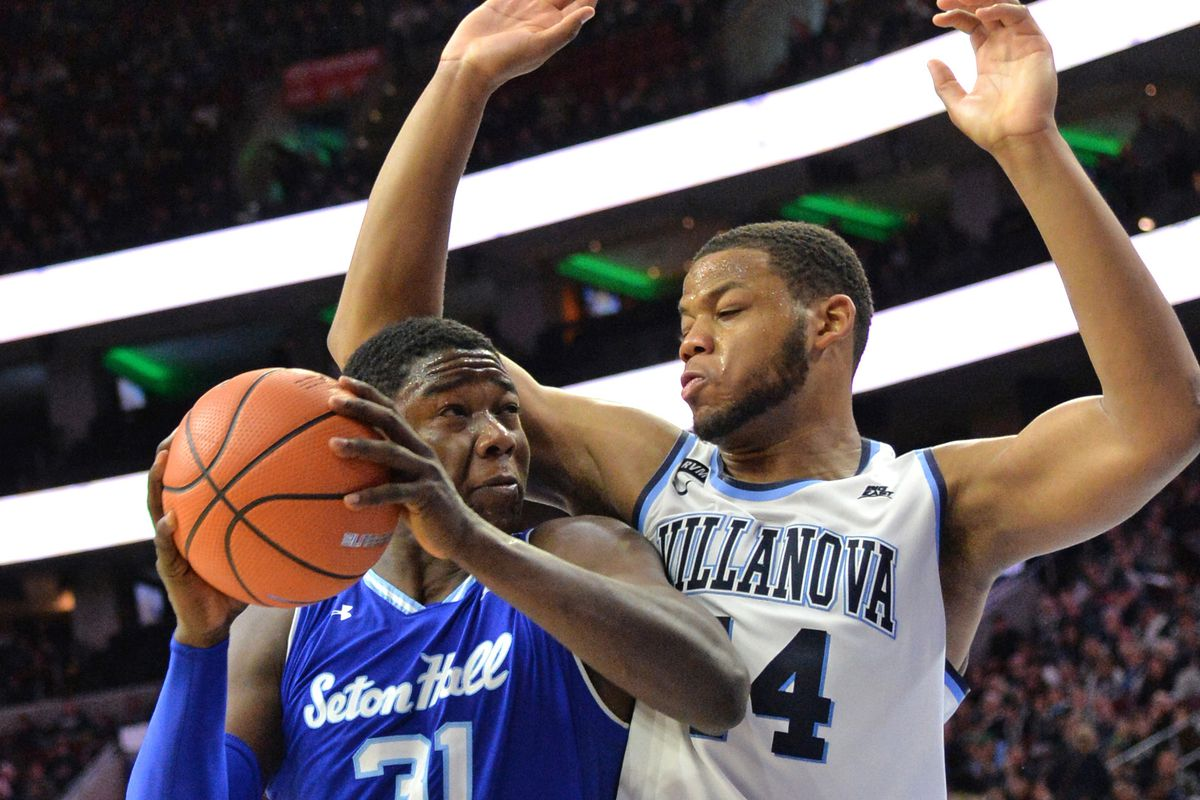 NCAA Basketball: Seton Hall at Villanova
