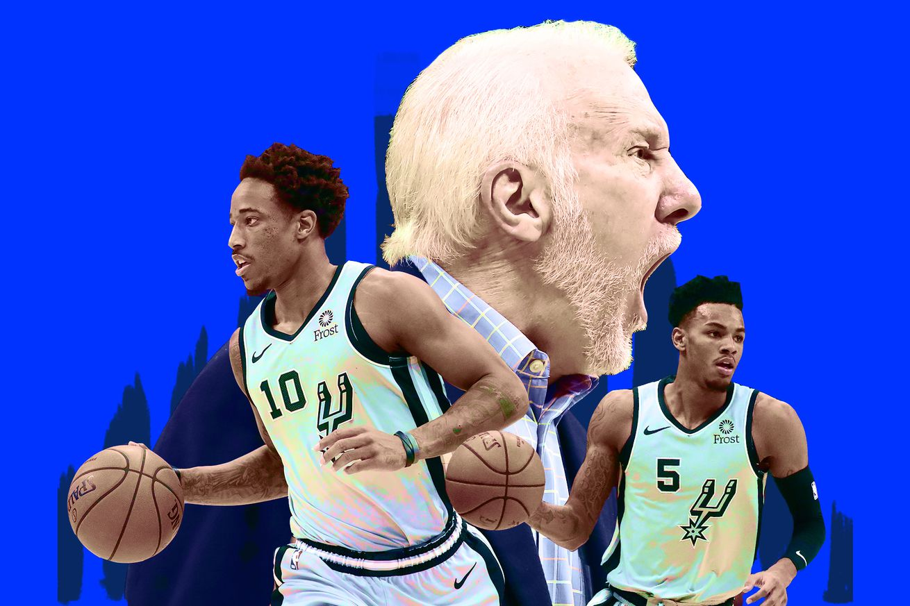 spurs 1.0 - The Spurs' bad start is the cost of being stuck between eras