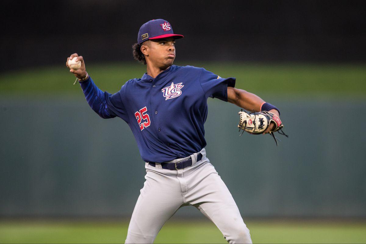 USA Baseball 18U National Team Trials