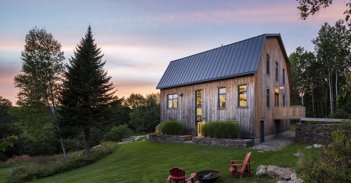 This refinished barn is the ultimate modern farmhouse